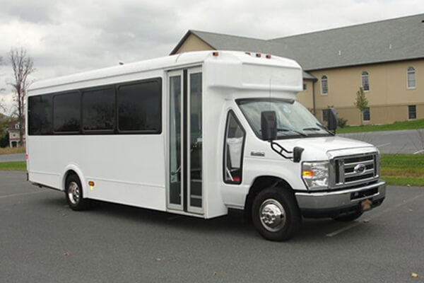 18 Passenger Party Bus Homestead