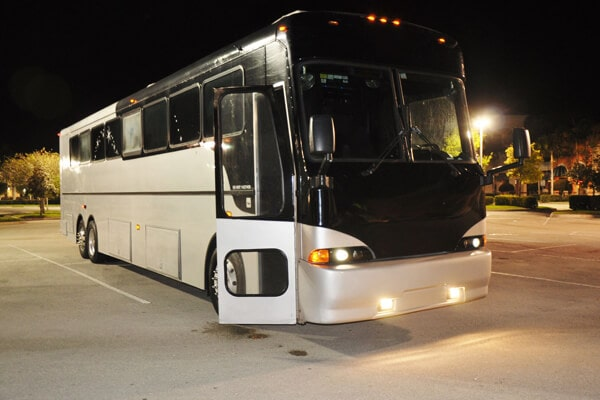 40 Passenger Party Bus Champaign